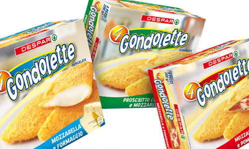 Packaging Gondolette Despar